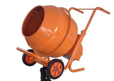 Industrial Concrete Mixer 140 Liters Capacity Drum 650w Motor Power