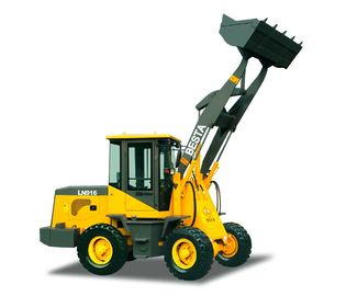 1.2Ton 2WD Mini Wheel Loader 1200KG Capacity 2700mm Dumping Height