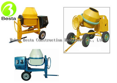 2 Wheel Manual Tipping Mobile Concrete Mixer or Cement Mixer with 450 Liters Drum