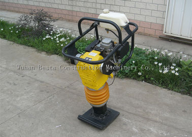 Petrol Fuel 70KG Vibratory Tamping Rammer Jumping Rammer Machine